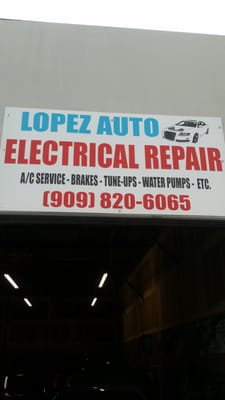 lopez auto electrical repair 1220 w merrill ave rialto ca auto