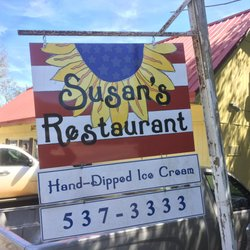 Photo of Susan's Restaurant ...