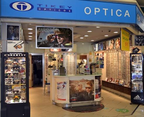 Tikey pticos optometristas c c alcampo moratalaz - Optica toscana madrid ...