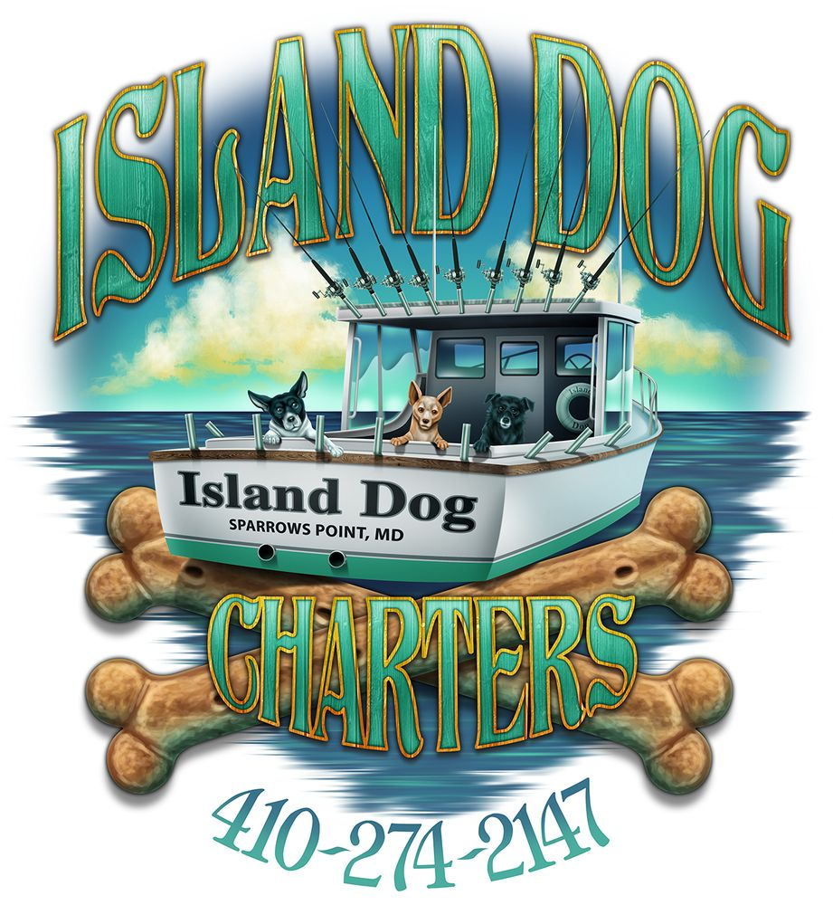 Island Dog Charter: 7742 S Cove Rd, Sparrows Point, MD