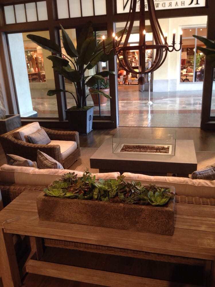 Photo Of Restoration Hardware   Metairie, LA, United States. Laguna Fire  Table $2295