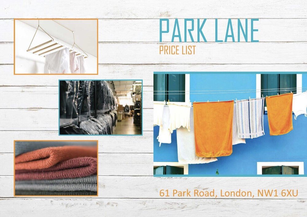 Park Lane Of Dry Cleaning & Laundries   61 Park Road Regents Park, London NW1 6XU   +44 20 7258 3553