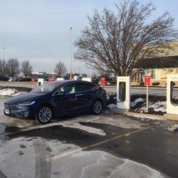 Tesla Supercharger - EV Charging Stations - 1391 Conant St