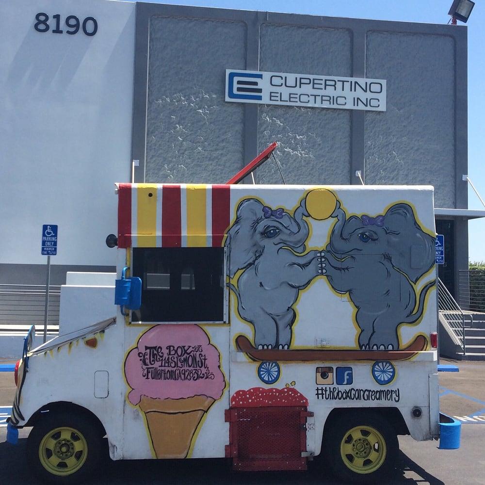 Food Trucks Near Anaheim Ca