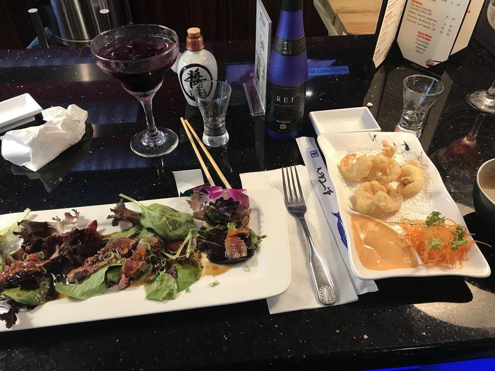 Zpan Hibachi And Sushi Bar: 5038 N US Hwy 41, Apollo Beach, FL