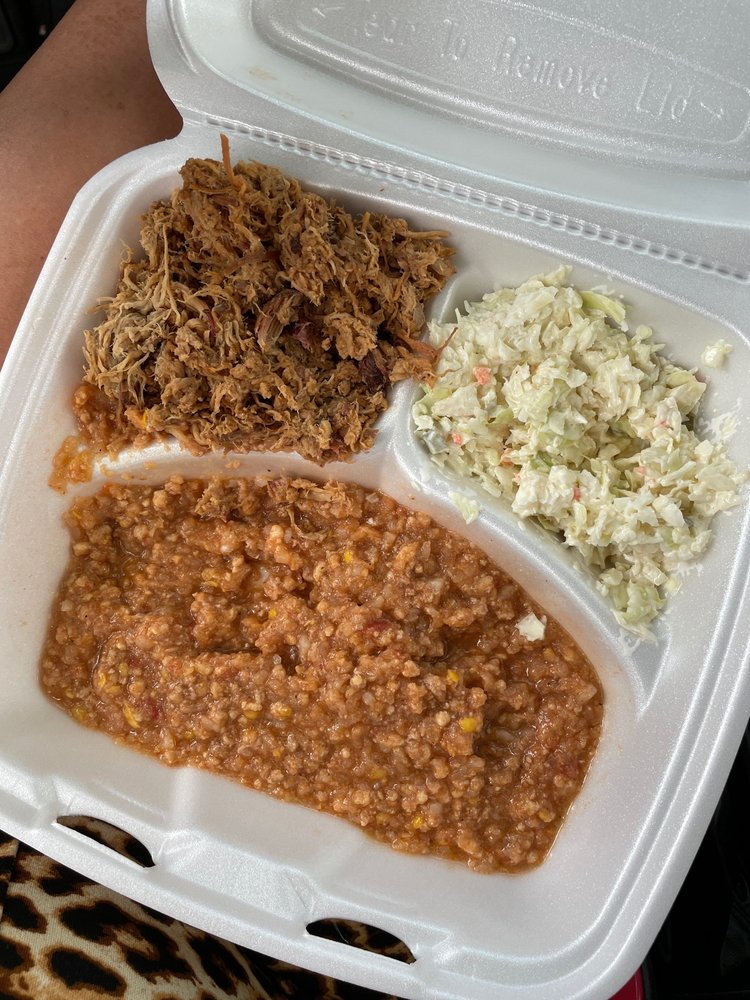 Purvis Barbecue: 514 Hwy 1 Byp S, Louisville, GA