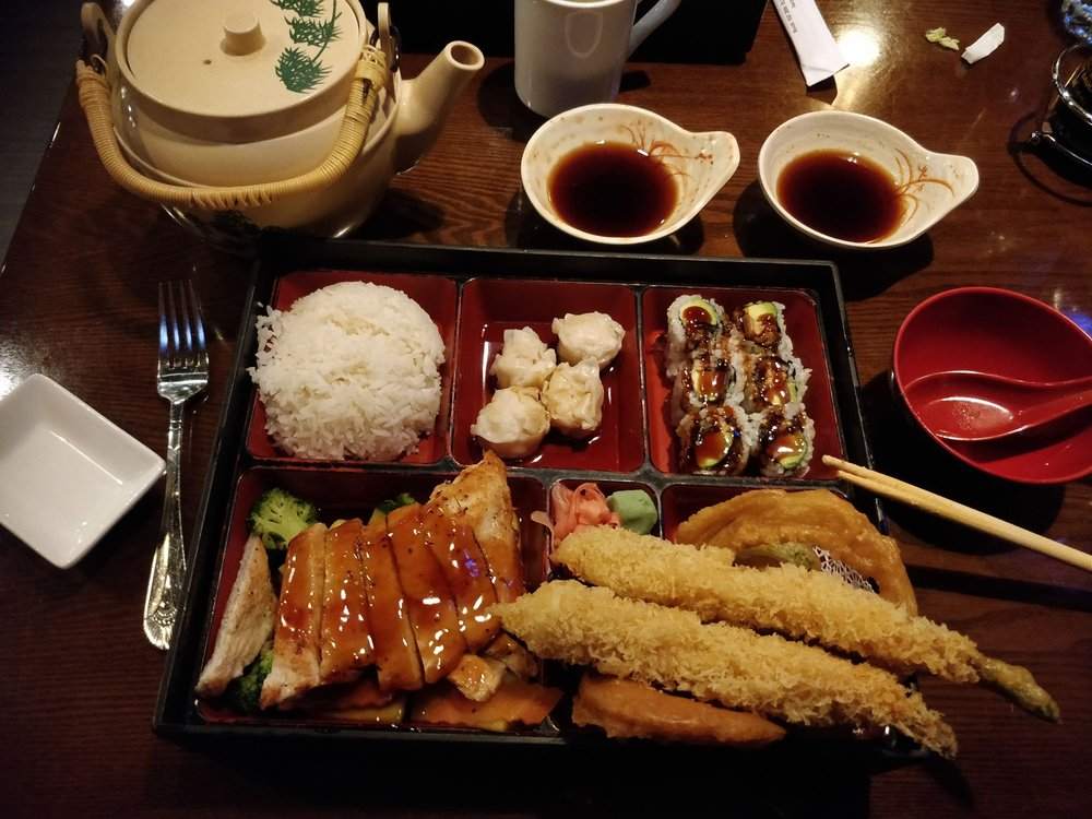 Food from Ichi Tokyo