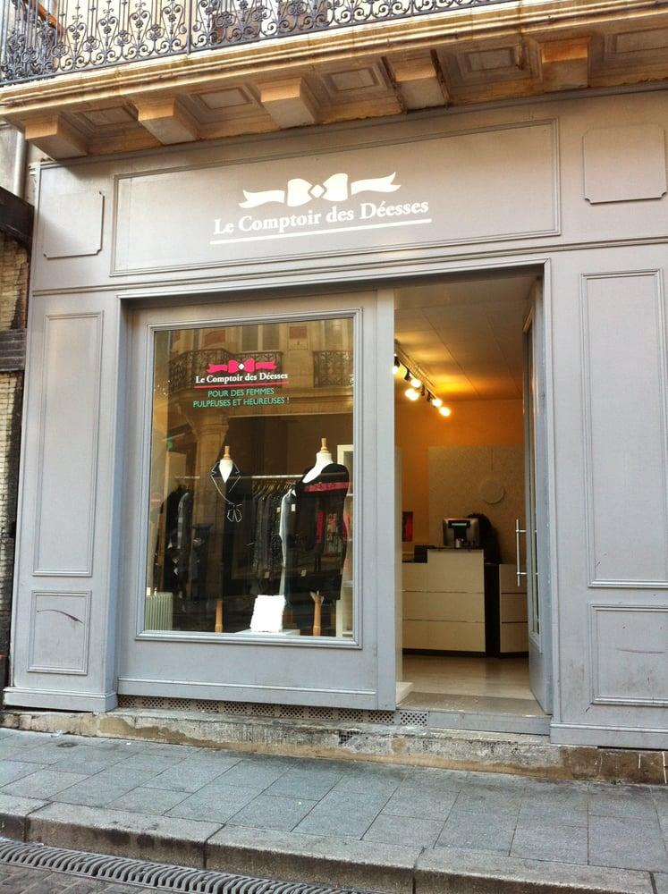 Le comptoir des d esses abbigliamento femminile 57 - Comptoir des tuileries cours de l or ...