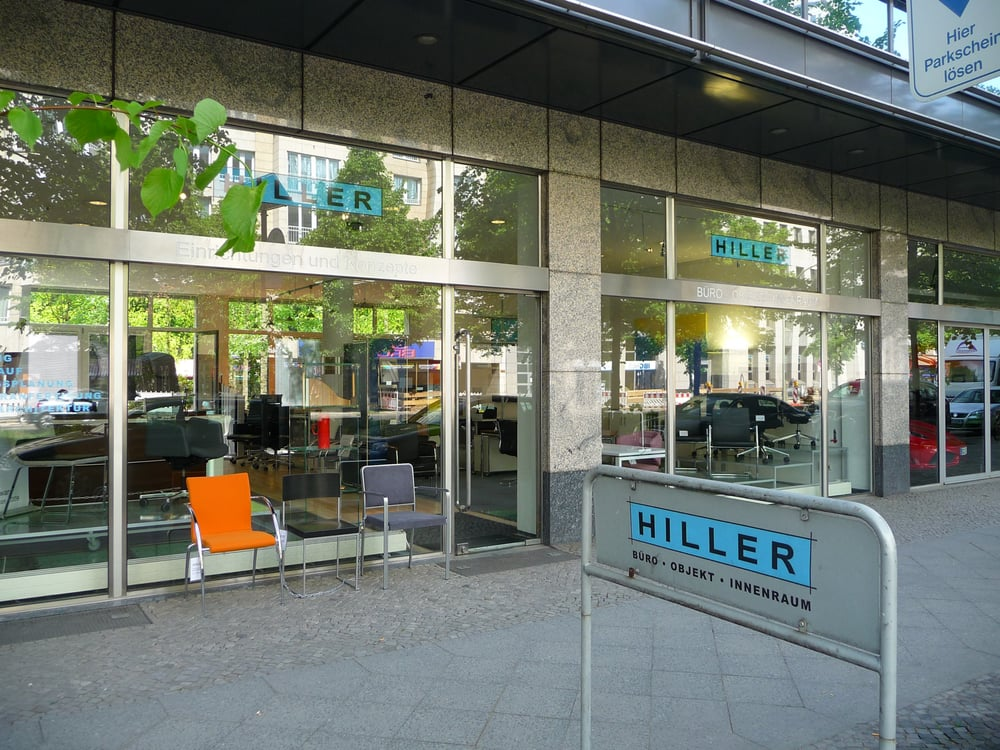 Hiller b roeinrichtung berlin furniture stores berlin Berlin furniture stores