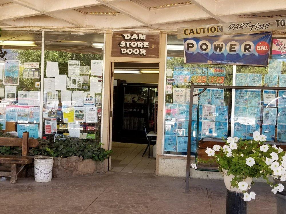Dam Store: 371 County Hwy 91, Littlefield, AZ