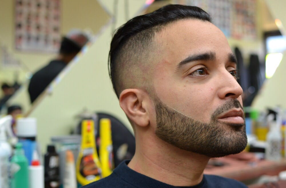 Get A Nice Clean Hair Cut And Beard Shave For Only 25 Includes Wet