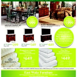 East Wake Furniture 122 Photos Furniture Stores Reviews
