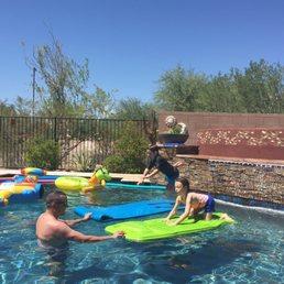 Photo Of Emerald Pools Spas Phoenix Az United States A Beautiful