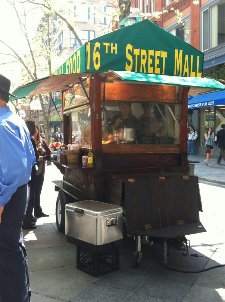 Denver Thai Food Cart