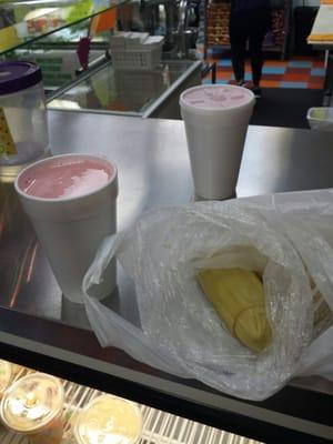 Paleteria El Sabor De Michoacan 3320 W 55th St Chicago Il Ice Cream