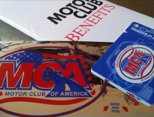 Motor Club Of America Breakdown Services 5408