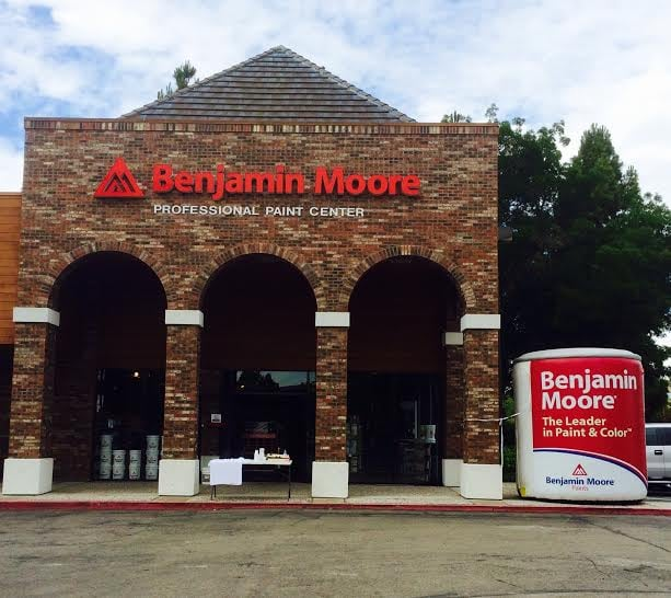 Professional paint center paint stores 6698 amador for Benjamin moore paint store san francisco