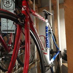 Leslie bike shop second hand bikes