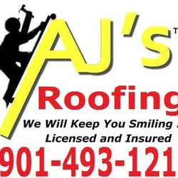Photo Of AJu0027s Roofing   Memphis, TN, United States