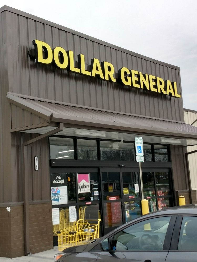 Dollar General: 4925 Old Preston Hwy N, Shepherdsville, KY