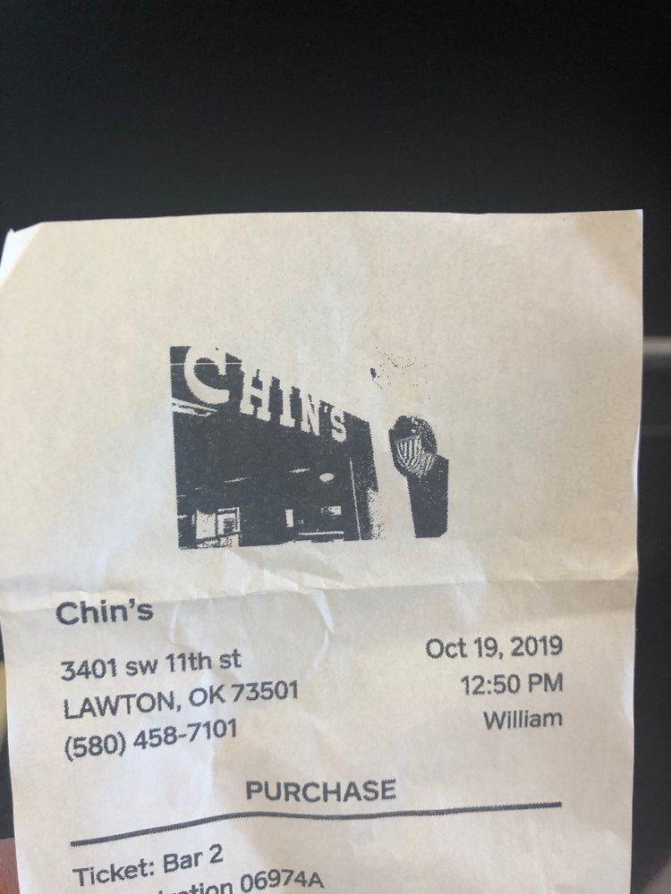 Chins: 3401 SW 11th St, Lawton, OK