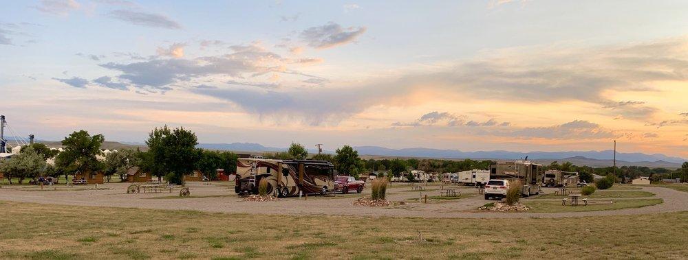 Choteau Mountain View RV Campground : 85 Mt Hwy 221, Choteau, MT