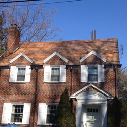 Photo Of Complete Roofing Solutions   Rockville, MD, United States. New Roof  Being