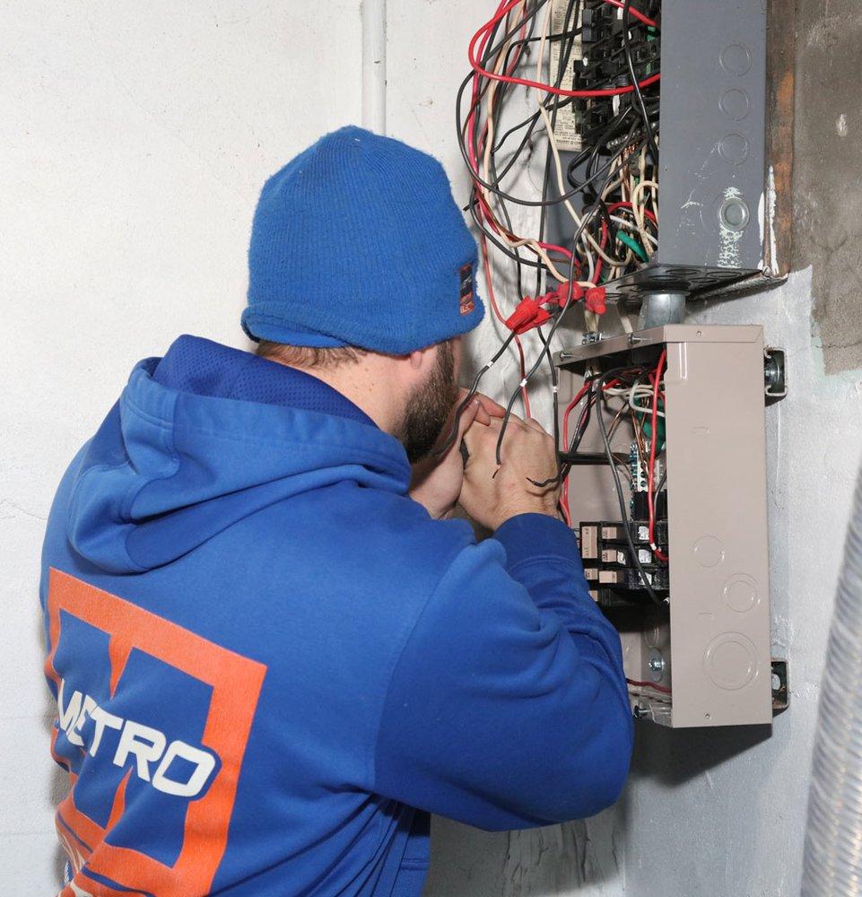 Metro Electric: 110 E Pond Dr, Romeo, MI