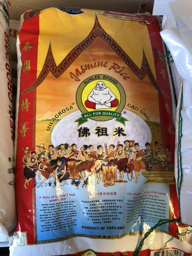 Buddha Brand jasmine rice (50lbs) - Yelp
