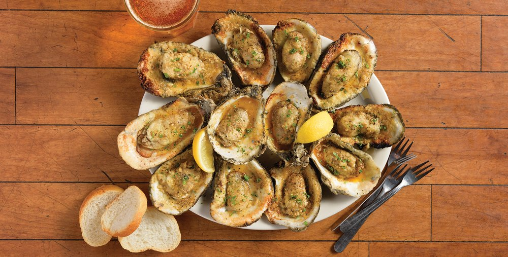 Food from Acme Oyster House