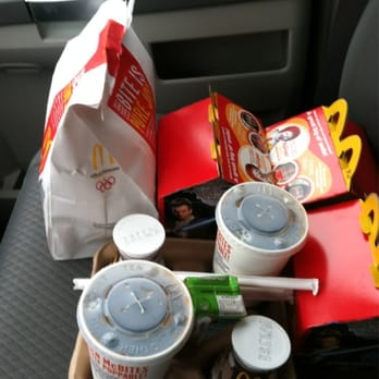 photo of mcdonalds edgewood ky united states giant drive thru order