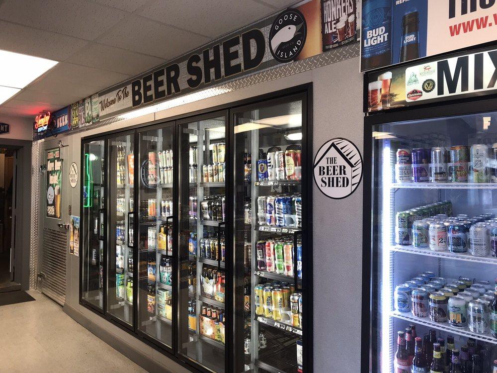Beer Shed: 226 Walnut St, Waynesboro, PA
