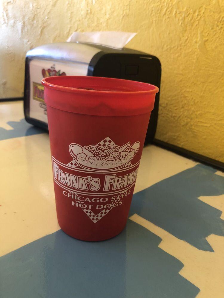 Frank's Franks: 1117 16th Ave, Monroe, WI