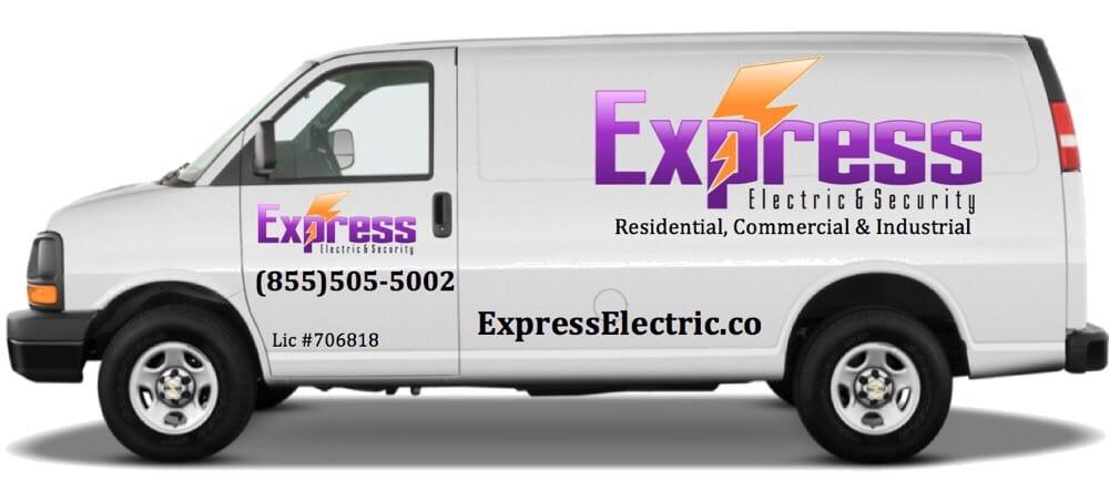 Express Electric & Security: Elk Grove, CA