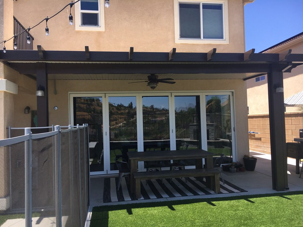 Photo Of GreenBee Patio Covers   Temecula, CA, United States. Patio Cover  With