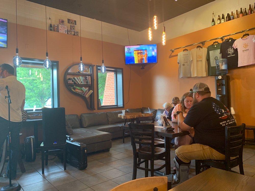 Homaide Brewing: 10212 Governor Ln Blvd, Williamsport, MD