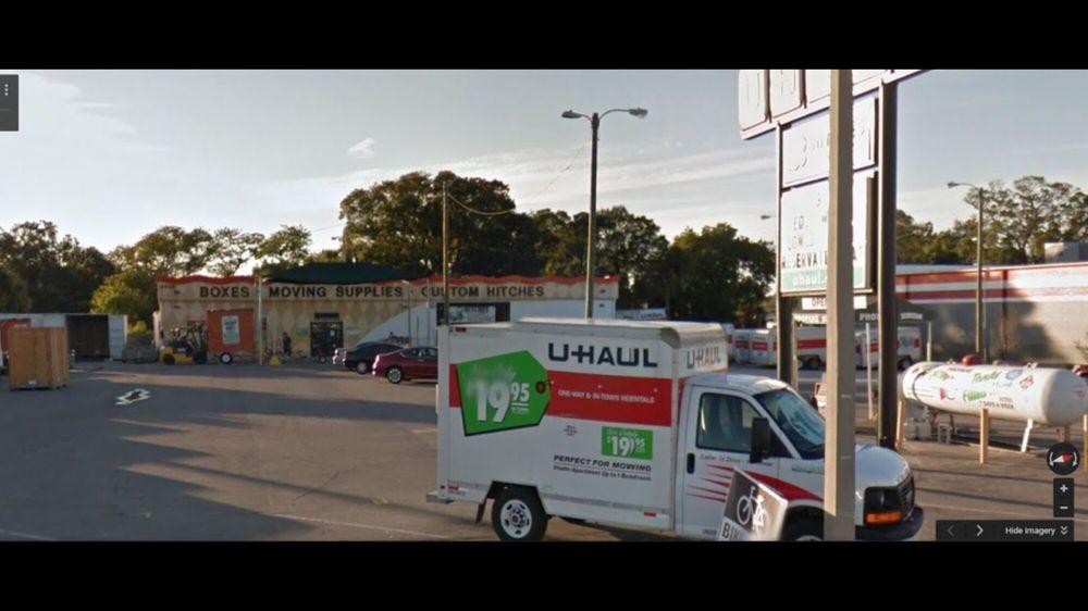 U-Haul of West Saint Petersburg - 4020 66th St N, Tyrone