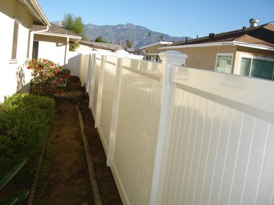 Vinyl Smart Fencing Inc Baldwin Park Ca Yelp