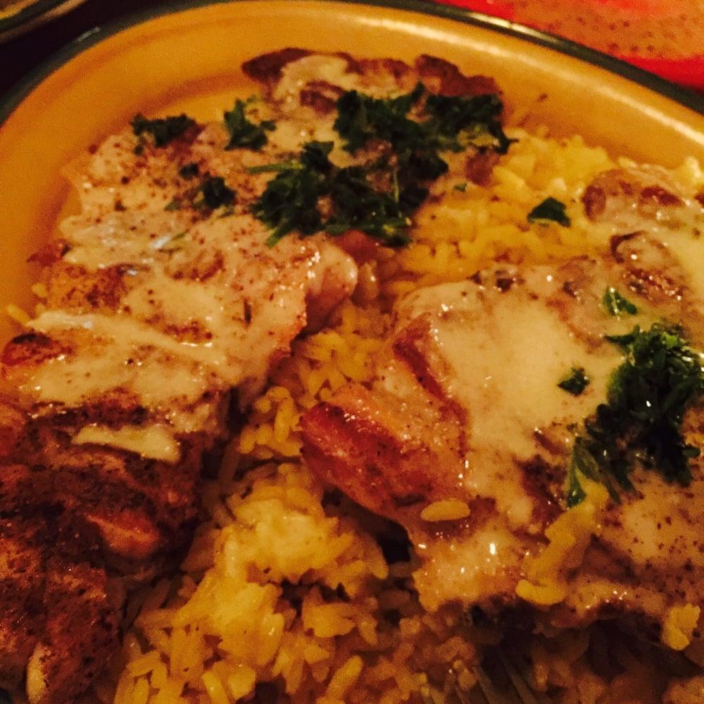 Mediterranean Kitchen Bellevue Wa: Dajaj Mishwi