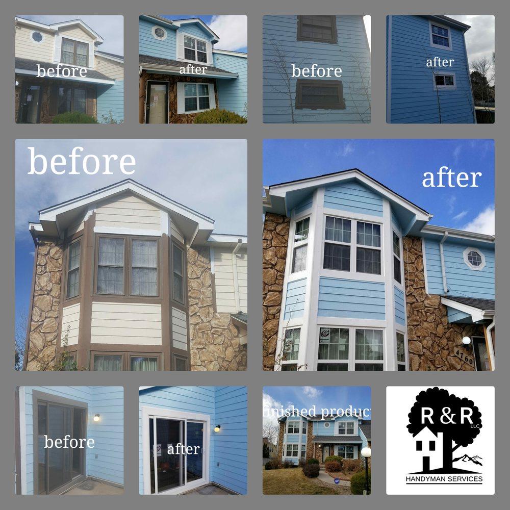 R & R Handyman Services
