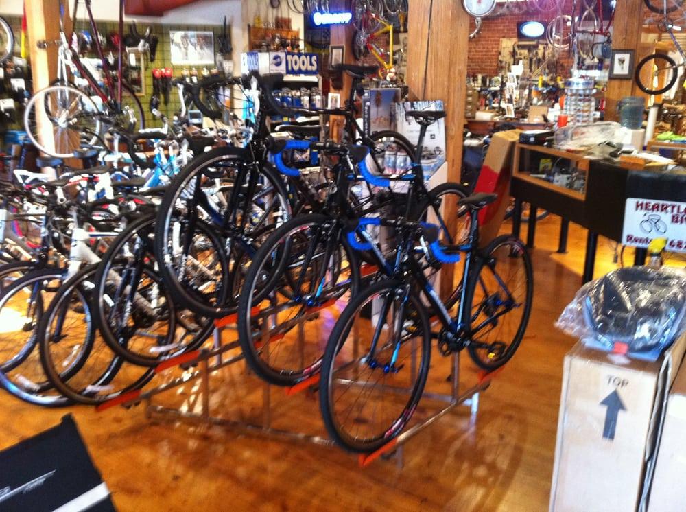 Heartland Bicycle: 111 N Mosley St, Wichita, KS