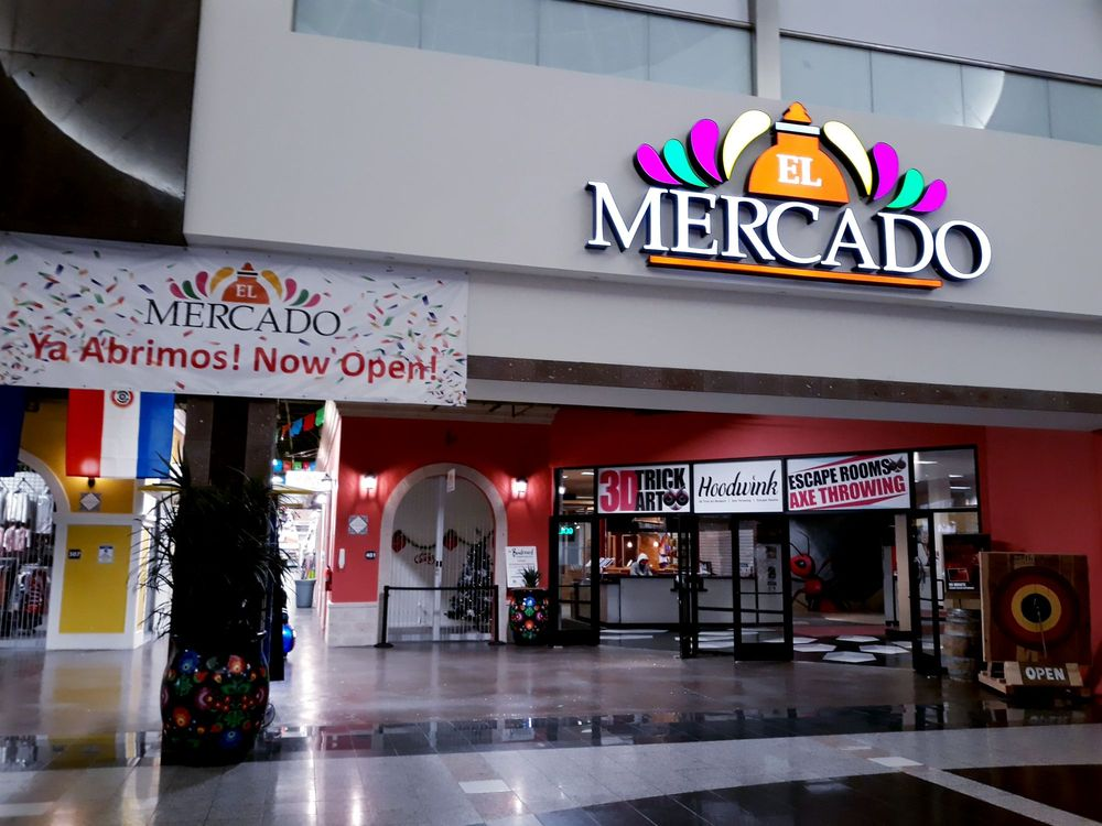 El Mercado - Boulevard Mall: 3528 S Maryland Pkwy, Las Vegas, NV