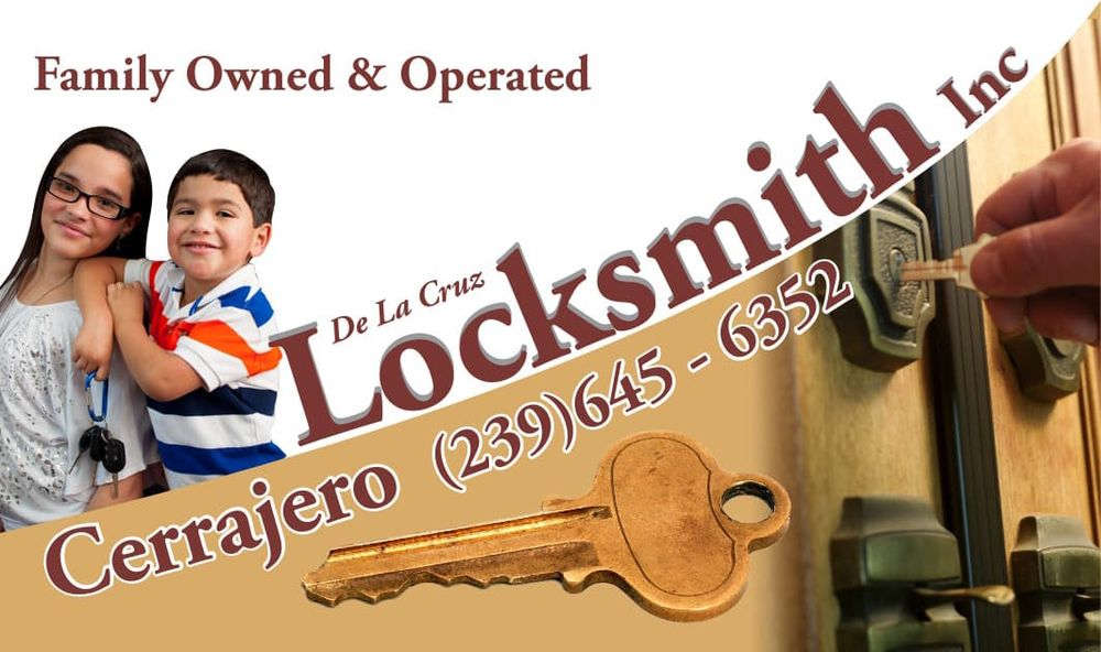 De La Cruz Locksmith: Lehigh Acres, FL