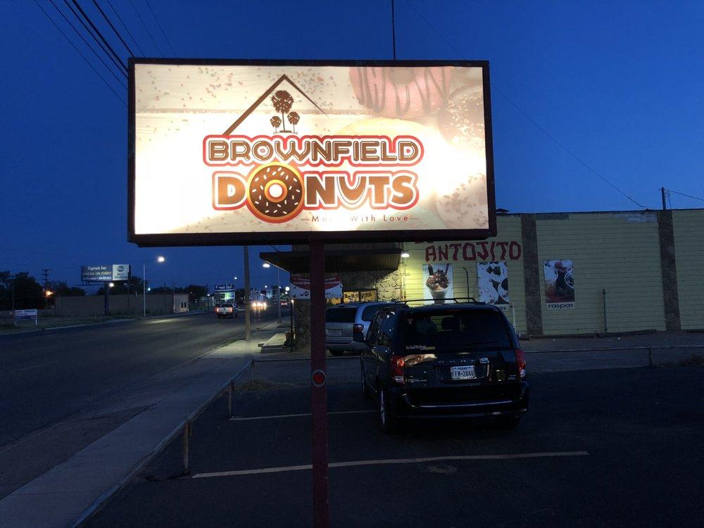 Brownfield Donuts: 1013 Lubbock Rd, Brownfield, TX
