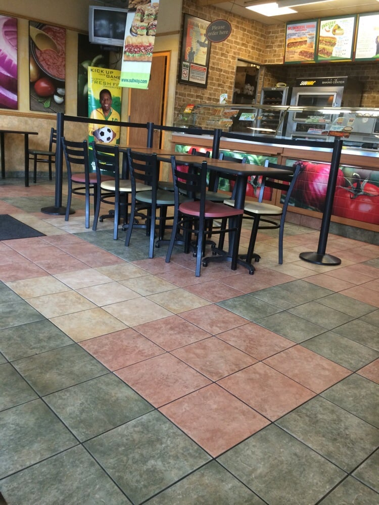 Subway Restaurant Utica Ny