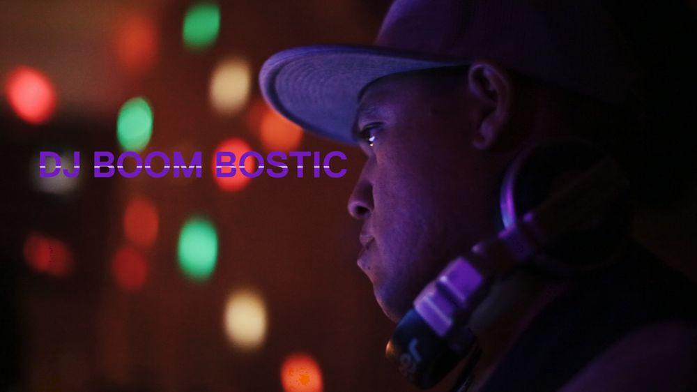 DJ Boom Bostic: 450 Duboce Ave, San Francisco, CA
