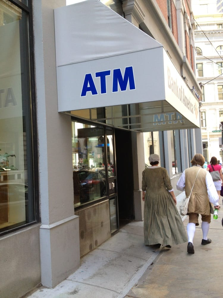 bank of america routing ma