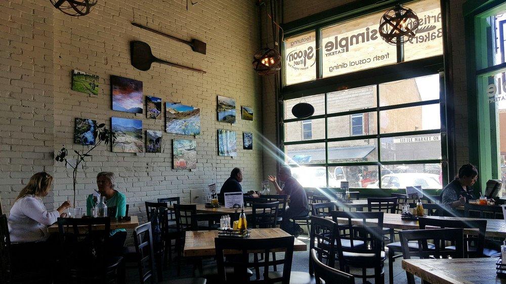 Simple Eatery & Spoon It Up: 402 E Main St, Buena Vista, CO