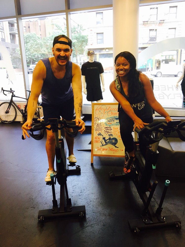 Flywheel Sports - Lincoln Square: 150 Amsterdam Ave, New York, NY