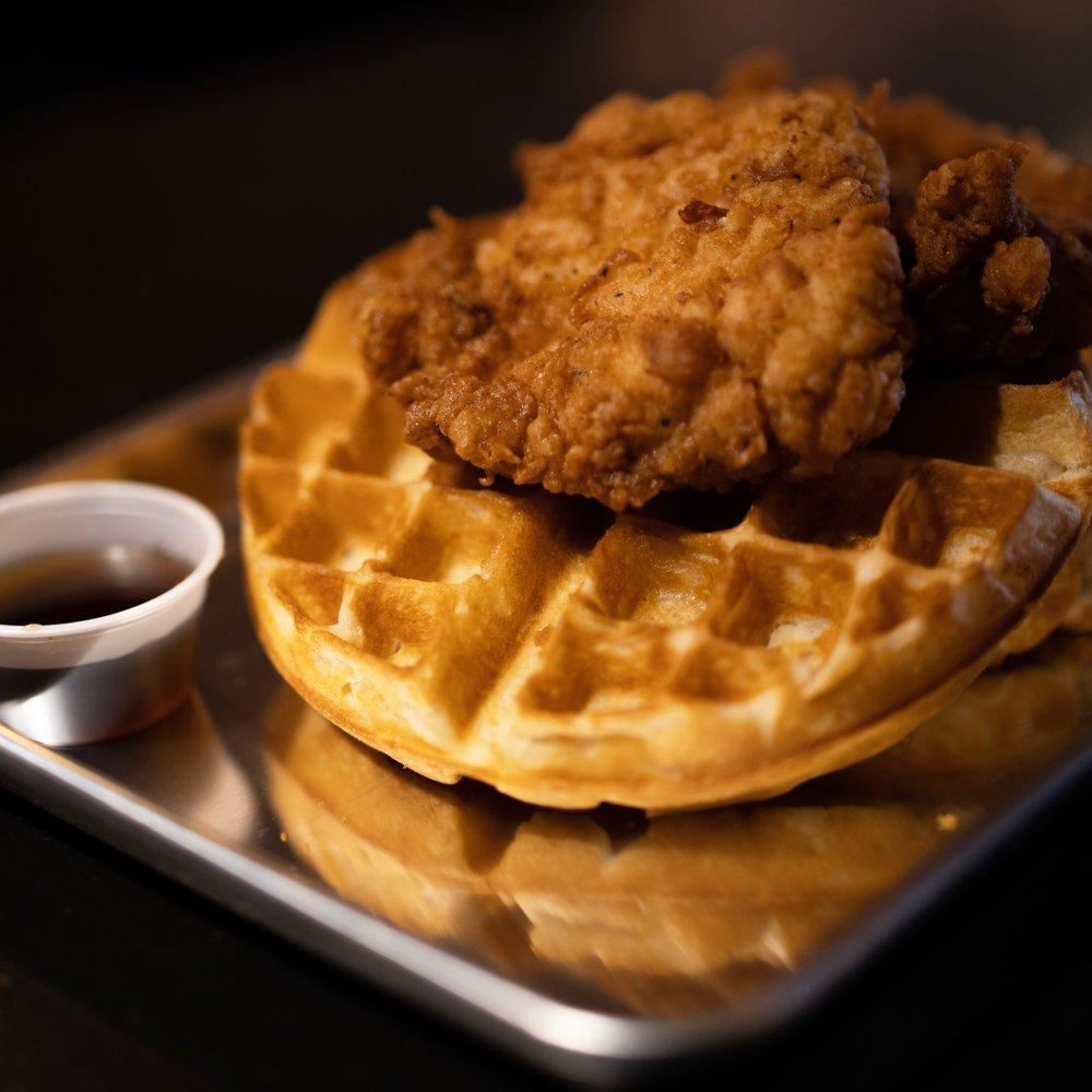Turn 3 Chicken & Waffles